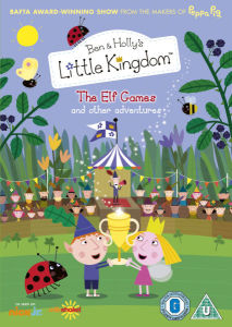 Ben and Hollys Little Kingdoms: Elf Games - Volume 4