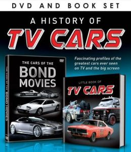 TV Cars (Includes Book)