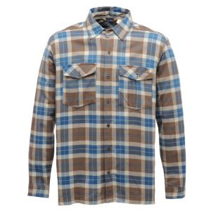 Regatta Mens Carman Shirt - Blue
