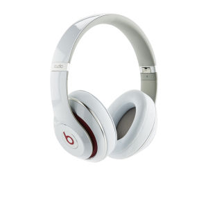Beats By Dr Dre: Studio 2.0 Noise Cancelling Headphones with RemoteTalk - White