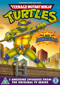 Teenage Mutant Ninja Turtles: Best of Donatello