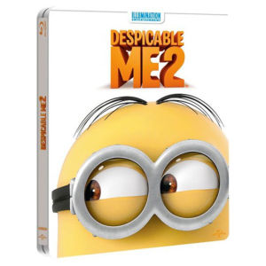 Despicable Me 2 - Zavvi Exclusive Limited Edition Steelbook (Includes UltraViolet Copy) -USED
