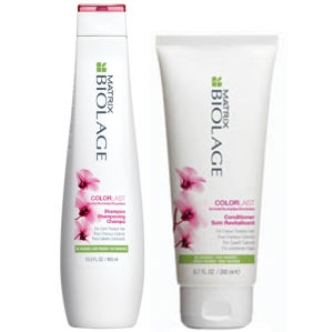 Matrix Biolage ColorLast shampoo e balsamo per capelli colorati