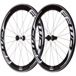 Fast Forward F6R Clincher DT Swiss 240S Wheelset - White