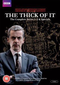 The Thick of it - Seizoen 1-3 - Compleet