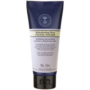 Neal's Yard Remedies Rehydrating Rose Facial Polish (100g)