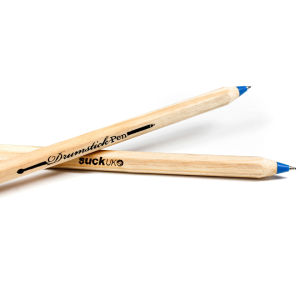 Drumstick Pen - Blue