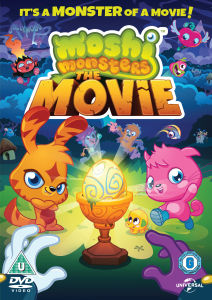 Moshi Monsters - The Movie (Bevat UltraViolet Copy)