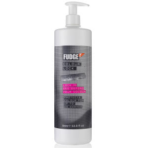 Fudge Colour Lock Conditioner (1000 ml) - (Værdi: £ 33,00)
