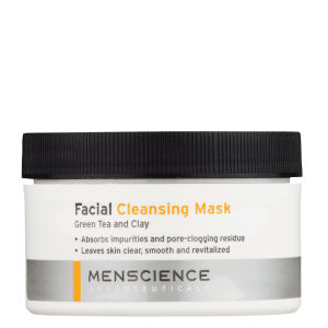 Menscience Deep Cleansing Facial Mask (4 oz)