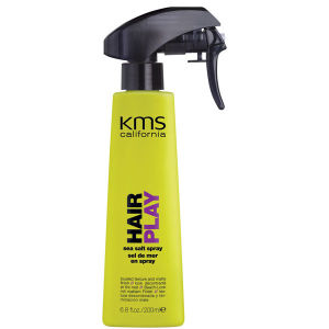 Spray Hairplay au sel de mer KMS California (200 ml)