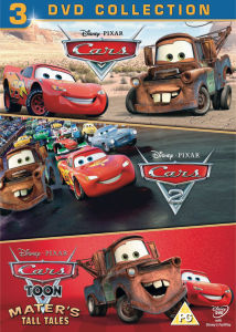 Cars 1 / Cars 2 / Cars Toon: Maters Tall Tales