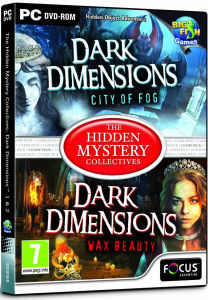 Dark Dimensions 1 et 2 (The Hidden Mystery Collectives)