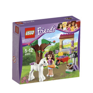LEGO Friends: Olivias Newborn Foal (41003)
