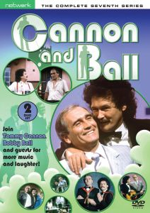 Cannon and Ball - The Complete Seventh Series