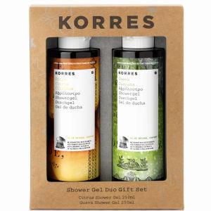 KORRES Shower Gel Duo Set