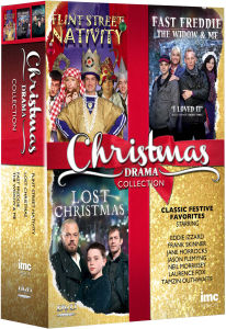 Christmas Drama Collection (Flint Street Nativity / Fast Freddie: The Widow and Me / Lost Christmas)