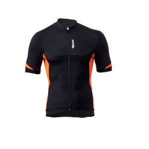 Santini Heat Sink System Short Sleeve Jersey - Black