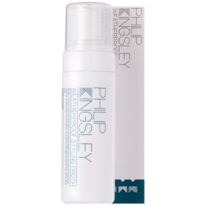 Mousse voluminizante brillante Philip Kingsley Weatherproof 150ml