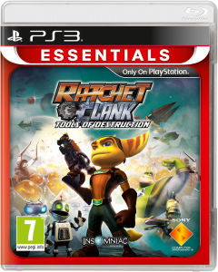Ratchet and Clank: Tools of Destruction: Essentials