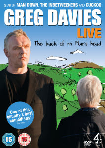 Greg Davies Live: Back of My Mums Head