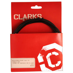 Clarks MTB/Hybrid/Road Getriebekabel Kit
