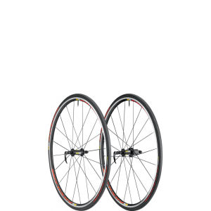 Mavic Aksium S Wheelset - Red