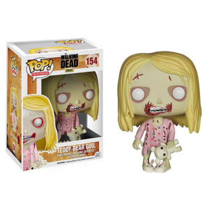The Walking Dead Teddy Bear Girl Pop! Vinyl Figure