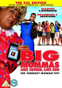 Big Mommas: Like Father, Like Son - Double Play (Bevat DVD en Digital Copy)