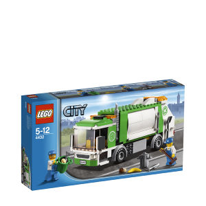 LEGO City: Town Garbage Truck (4432)