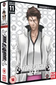 Bleach - Complete Series 11: Episodes 213-229