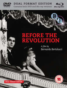 Before Revolution (Dual Format)