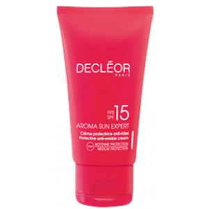 DECLÉOR Aroma Sun Expert Protective Anti-Wrinkle Cream Spf15 - Face (50ml)