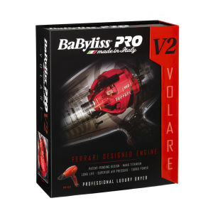 BaByliss PRO Volare V2 Red Compact Dryer