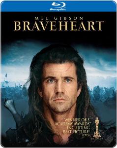 Braveheart - Import - Limited Edition Steelbook (Region 1)