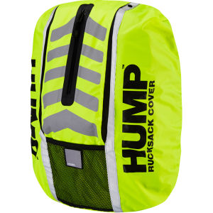 Hump Double Waterproof Rucksack Cover - Safety Yellow