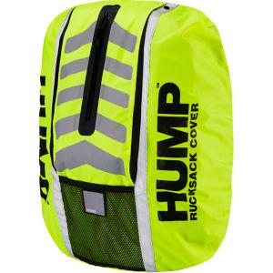 Hump doppelten Wasserdichten Rucksack Abdeckung - Neon Gelb