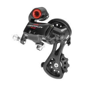 Campagnolo Centaur Rear Derailleur 10 Speed - Black/Red