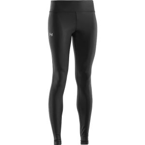 Under Armour Women's Authentic Tights - Black/Silver