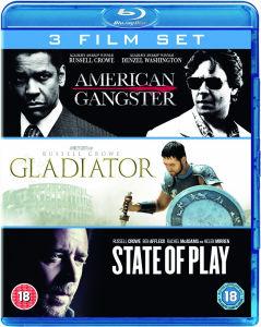 Jeux de pouvoir / Gladiator / American Gangster