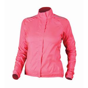 Endura Women's Pakajak Jacket - Hi Vis Pink