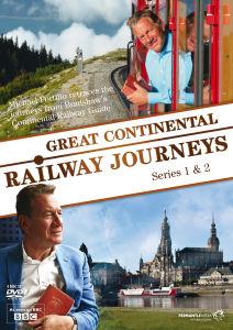 Great Continental Railway Journeys - Seizoen 1 en 2