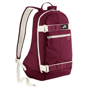 Nike SB Embarca Medium Backpack - Team Red/Light Bone