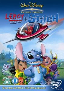 Disneys Leroy And Stitch