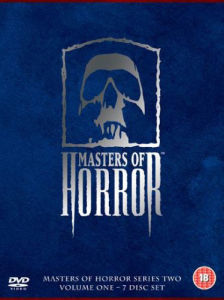 Masters Of Horror - Series 2 Vol. 1