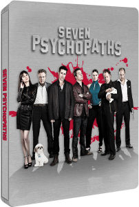 Seven Psychopaths - Zavvi Exclusive Limited Edition Steelbook