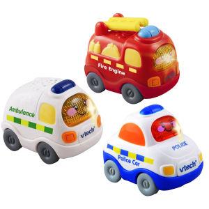 Tut Tut Bolides -Ambulance, Police et Pompier -Vtech