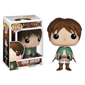 Attack on Titan Eren Jaeger Funko Pop! Vinyl