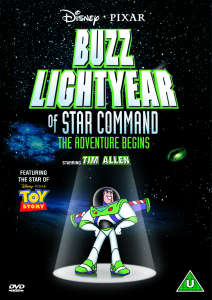 Buzz Lightyear Of Star Commen - Adventure Begins