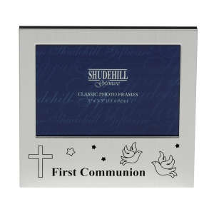Occasion Silver Frame - 1st Communion